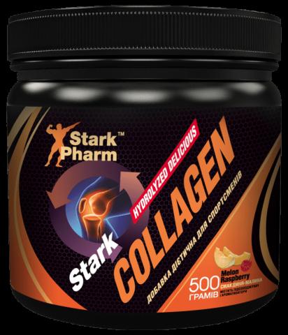 Колаген Stark Collagen Hydrolyzed 500 грам Без смаку