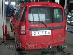 Фаркоп Dacia Logan MCV 2007- (Дачія Логан універсал)