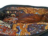 Текстильная сумочка с вышивкой  Шопер 37, фото 4