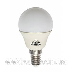Лампа Right hausen LED 5W E14 4000K G45