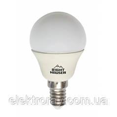 Лампа Right hausen LED 5W E14 4000K G45