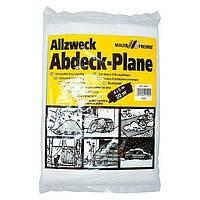 Защитная укрывочная пленка для строительных работ Allzweck 7мкн 4х5м