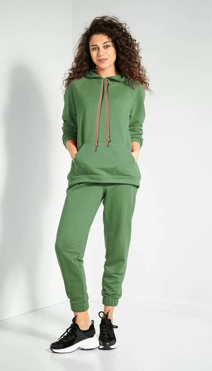 Спортивний одяг Samnari-ТЛ-72/2 білоруський трикотаж, зелений, 44