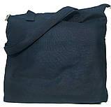 Текстильна сумка з вишивкою Шопер 40, фото 2