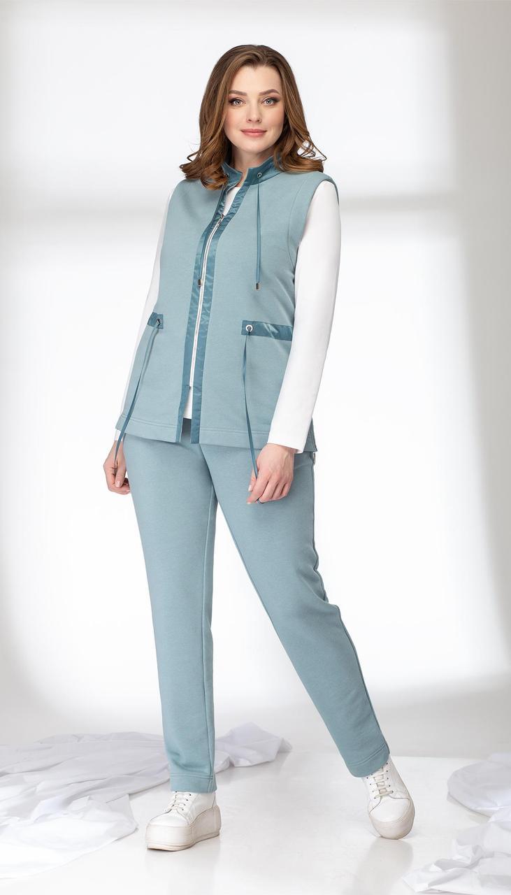 Спортивний одяг Elady-3793 білоруський трикотаж, блакитний, 48