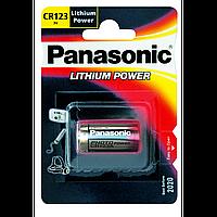 Батарейка panasonic cr123a 3v (cr-123al/1bp)