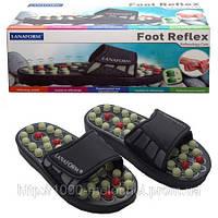 Рефлекторные массажные тапочки Massage Slipper, фото 1