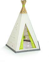 Палатка Smoby Toys Вигвам с функцией увеличения 140х147х183 см (811000)