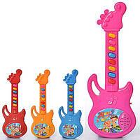 Музыкальная гитара,23 см,гитара 121P