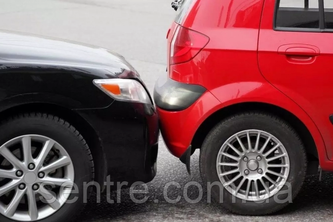 Три ситуації, коли водій, який ударив машину ззаду, не винен