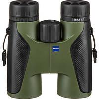 Бинокль Zeiss Terra ED 10x42 Black-Green