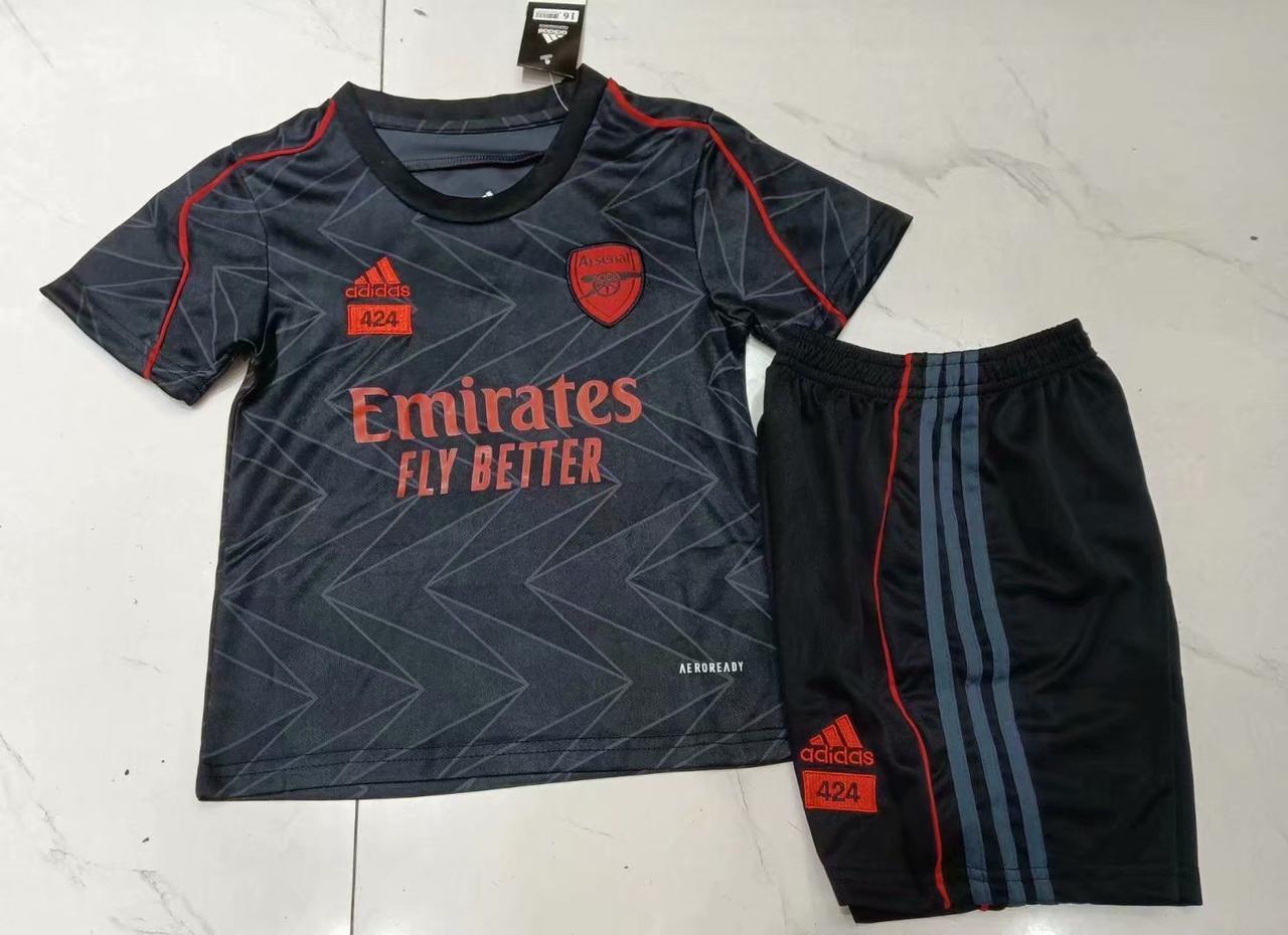 Детская футбольная форма / тренировочный костюм Арсенал Лондон 2021-22