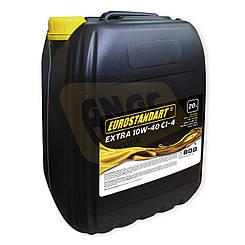 EUROSTANDART EXTRA 10W-40 (Масло в двигатель полусинтетическое) (20л)