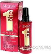 Маска-спрей для відновлення і живлення волосся Revlon Professional Uniq One All in One 150 мл
