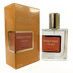 Clinique Happy For Men Perfume Newly мужской, 58 мл