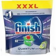 Капсули для посудомийних машин Яблуко Фініш Квантум Finish Quantum Apple 60 шт