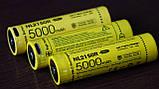 Аккумулятор NITECORE 21700 NL2150R USB Type-C 5000mAh Li-Ion 3,6v Protected (С платой защиты), ORIGINAL, фото 10