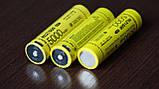 Аккумулятор NITECORE 21700 NL2150R USB Type-C 5000mAh Li-Ion 3,6v Protected (С платой защиты), ORIGINAL, фото 8