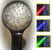 Светодиодная насадка для душа LED Shower Bradex