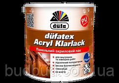 Лак панельний Dufatex Acryl Klarlack глянец  0.75 л