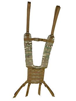 Мягкие лямки к ременно-плечевой системы Multicam