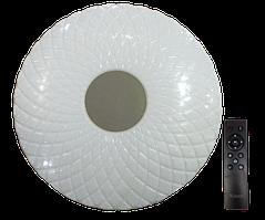Люстра LED с пультом 3000-4000-6500K 80W VENICE круг  ТМ LUMANO (1 год гарантии)