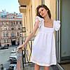 Жіночий стильний легкий сарафан Норма