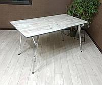 Стол трансформер раскладной 80(90) х 137