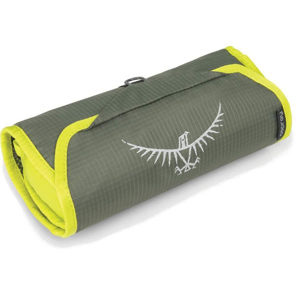 Косметичка Osprey Washbag Roll Electric Lime