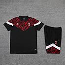 Летний спортивный тренировочный костюм Милан 2021-22, фото 3