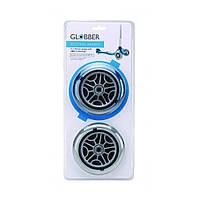 Колеса для самоката GLOBBER 121 мм, оригинал ( совместимо с моделями GLOBBER: Elite, Primo Plus, Evo, Comfort,