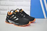 Кроссовки беговые, повседневные стиле Adidas Marathon унисекс, фото 3
