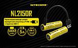 Аккумулятор NITECORE 21700 NL2150R USB Type-C 5000mAh Li-Ion 3,6v Protected (С платой защиты), ORIGINAL, фото 2