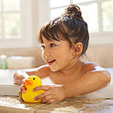 Іграшка для ванної Качечка - Munchkin White Hot Safety Bath Ducky, фото 6