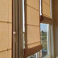 Римські штори на балкон