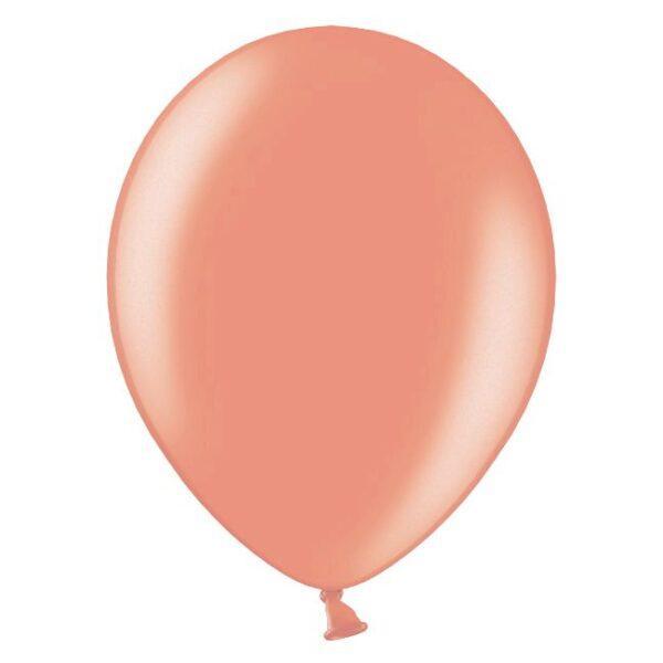 "Латексна кулька рожеве золото металік B105/091/ 12"" Belbal"