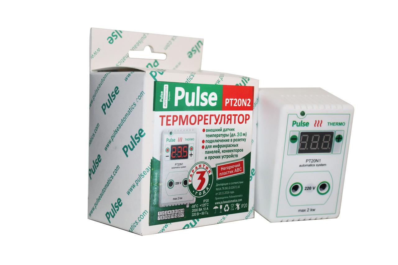 Терморегулятор для обігрівача 2 кВт