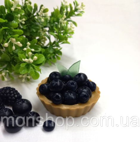 Мило Тарталетка з ягодами