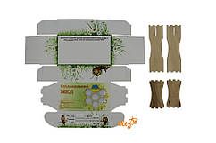 Коробки для Сотового мёда с мини рамками комплект — 50шт.