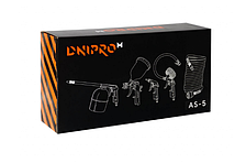 Набор пневмоинструмента Dnipro-M AS-5