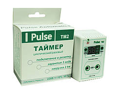 Таймер цифровой, розеточный TM2-10