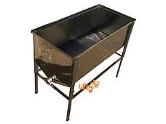 Стол для распечатывания сот (FB плоская корзина) — 1 метр, толщина 0,5 мм