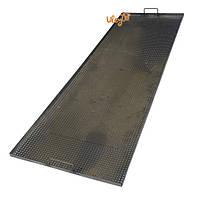 Корзина для забруса (FB плоская корзина) — 1,5 метра, нержавеющая сталь