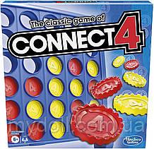 Настольная логическая игра Connect 4 Game от Hasbro