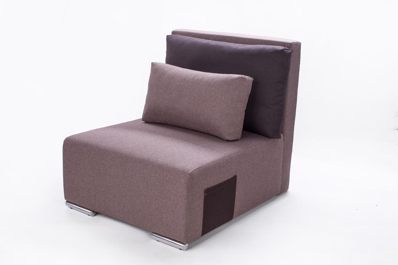 """Кресло кровать """"Lester"""" светло коричневое (Н02/Н16)"""