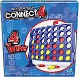 Настільна логічна гра Connect 4 Game від Hasbro, фото 3