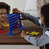 Настільна логічна гра Connect 4 Game від Hasbro, фото 4