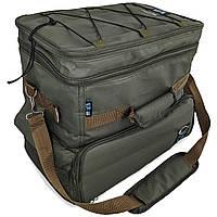 Универсальная сумка для рыбалки, с отделом для 6 катушек