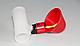 З'єднувач для труб для бака з різьбленням під ниппельную поїлку, фото 6