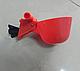 14 мм. поїлка Чашкова для курей, перепелів Чашкові поїлки для всіх видів птахів, фото 6